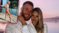 'DWTS' Star Witney Carson Reveals Gender Of First Child With Husband Carson McAllister