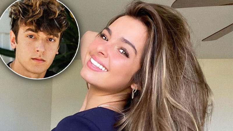 Addison Rae Gets Candid About Her Dating Life After Bryce Hall Says They're 'Testing The Waters'
