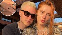 bella thorne engaged ring boyfriend