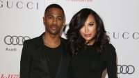 big sean likes tweet pushes police look for naya rivera