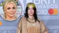 billie eilish almost pooped pants britney spears