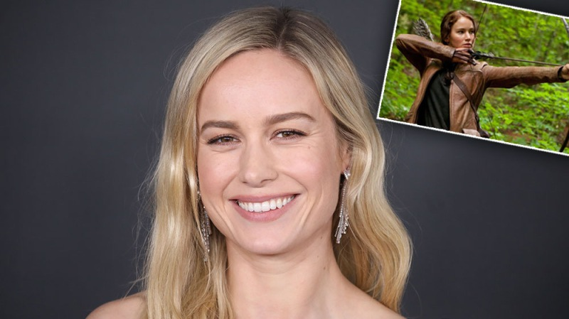 Brie Larson Reveals She Was Almost Cast In 'The Hunger Games'