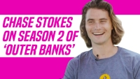 Chase Stokes Spills Some Serious Tea On 'Outer Banks' Season 2 Storylines