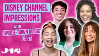 Disney Channel Impressions Upside Down Magic