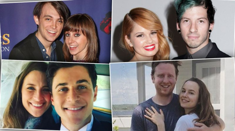 disney stars married