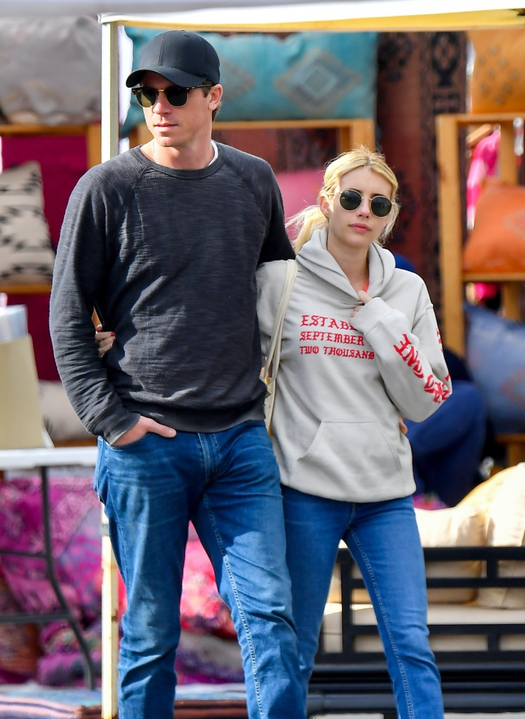 Emma Roberts And Garrett Hedlund Are Reportedly 'Shocked And Happy' About Their Unexpected Pregnancy