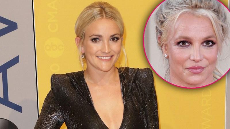 Jamie Lynn Spears Defends 'Unstoppable' Sister Britney Against Nasty Internet Trolls