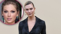 Karlie Kloss Shows Support For Taylor Swift On Social Media After Alleged Falling Out