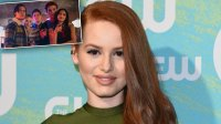 madelaine petsch talks riverdale group chat