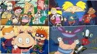 nickelodeon shows cartoons