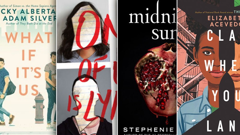 Here's A List Of 14 Young Adult Novels You Must Read This Summer