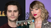 Dylan O'Brien Defends Taylor Swift After Band Smash Mouth Shades New Her New Album 'Folklore'
