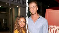 Vanessa Morgan michael kopech divorce