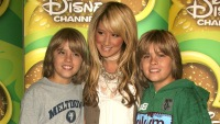 Ashley Tisdale Takes A Walk Down Memory Lane With Sweet Tribute For Former 'Suite Life' Costars Dylan And Cole Sprouse's Birthdays