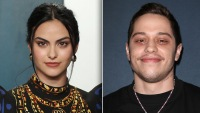 Camila Mendes Set To Star As Pete Davidson's Girlfriend In New Movie 'American Sole'