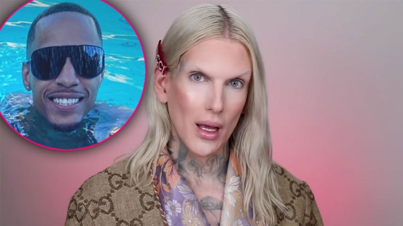 Jeffree Star Continues To Flaunt New Relationship With Andre Marhold Amid Backlash And Feud With His Ex