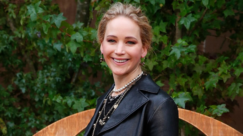 'Hunger Games' Star Jennifer Lawrence And Husband Cooke Maroney Make Rare Appearance In NYC