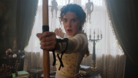 Millie Bobby Brown Travels Back In Time For New Netflix Movie 'Enola Holmes' — Get A First Look