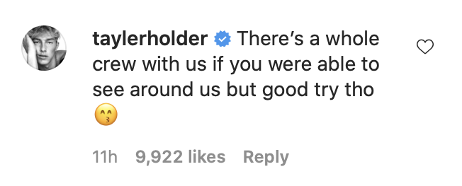 Loren Gray And Tayler Holder Respond To Rumors That They're Dating After They're Spotted Holding Hands
