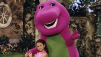 Celebs on Barney