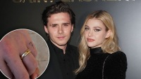 Fans Think Brooklyn Beckham & Nicola Peltz Secretly Married After He Wears Gold Band