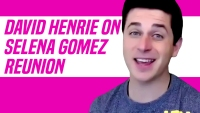 David Henrie Dishes On Reuniting With Selena Gomez: 'We've Always Had Such A Great Chemistry'