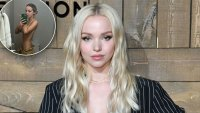 dove cameron responds too skinny