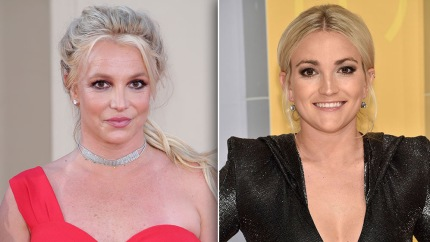Britney Spears' Sister Jamie Lynn Named Trustee Of Singer's Massive Fortune Amid 'Free Britney' Movement