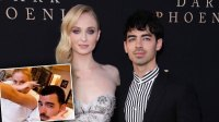 joe jonas sophie turner return to social media after baby