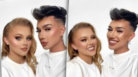 James Charles Gets Death Threats After Giving JoJo Siwa A Major Makeover