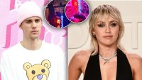 justin bieber miley cyrus collaborating studio