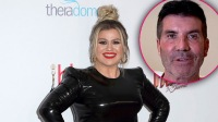 Kelly Clarkson Set To Fill In For Simon Cowell On 'America's Got Talent' Following His Scary Back Injury