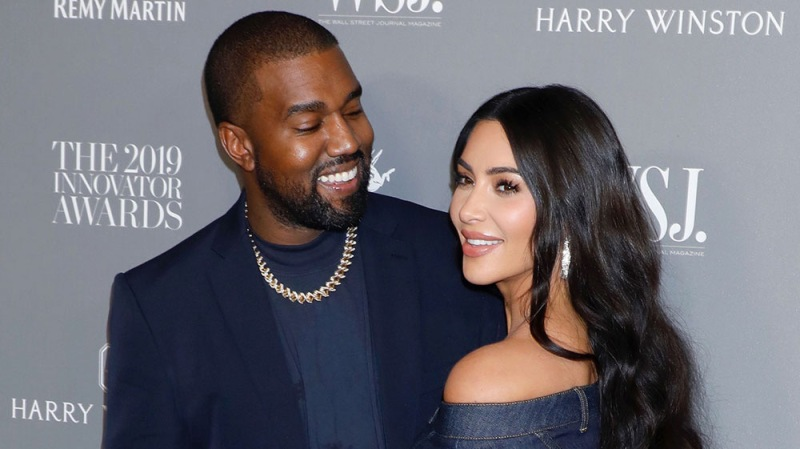 Kim Kardashian Is 'Focused On Healing' Relationship With Husband Kanye West Following Divorce Claims