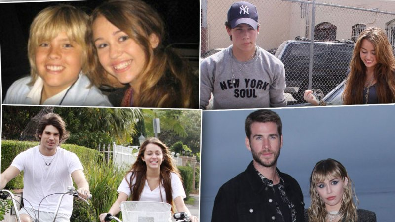 miley cyrus boyfriends dating history relationships.
