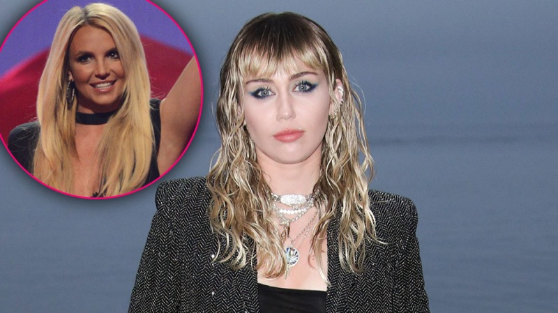 Miley Cyrus Speaks Out About The #FreeBritney Movement