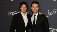 Paul Wesley And Ian Somerhalder Reunite & Respond To Fan Reactions Down Over 'The Vampire Diaries' Finale