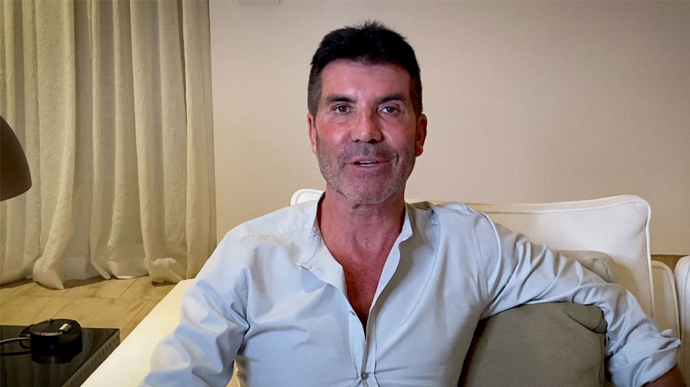 Simon Cowell Health Update Breaks Back In Scary Bicycle Accident