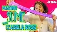 Slime Izabela Rose