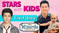 Stars With Kids David Henrie