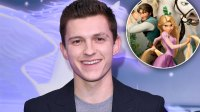 tom holland turns down tangled