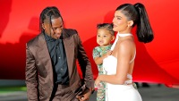 Kylie Jenner's Ex Travis Scott Opens Up About Raising Daughter Stormi During Coronavirus Pandemic: 'I'm Keeping Her Aware'