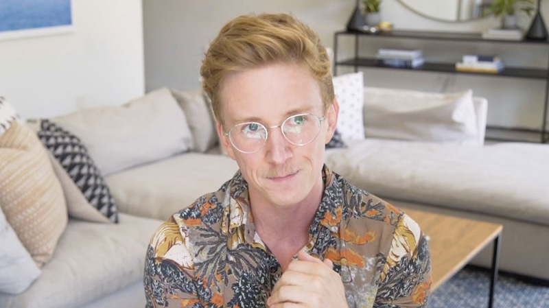 YouTuber Tyler Oakley Gives Speech To Influencers Who Are Still Partying Amid The Coronavirus Pandemic