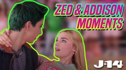 Zed Addison Moments