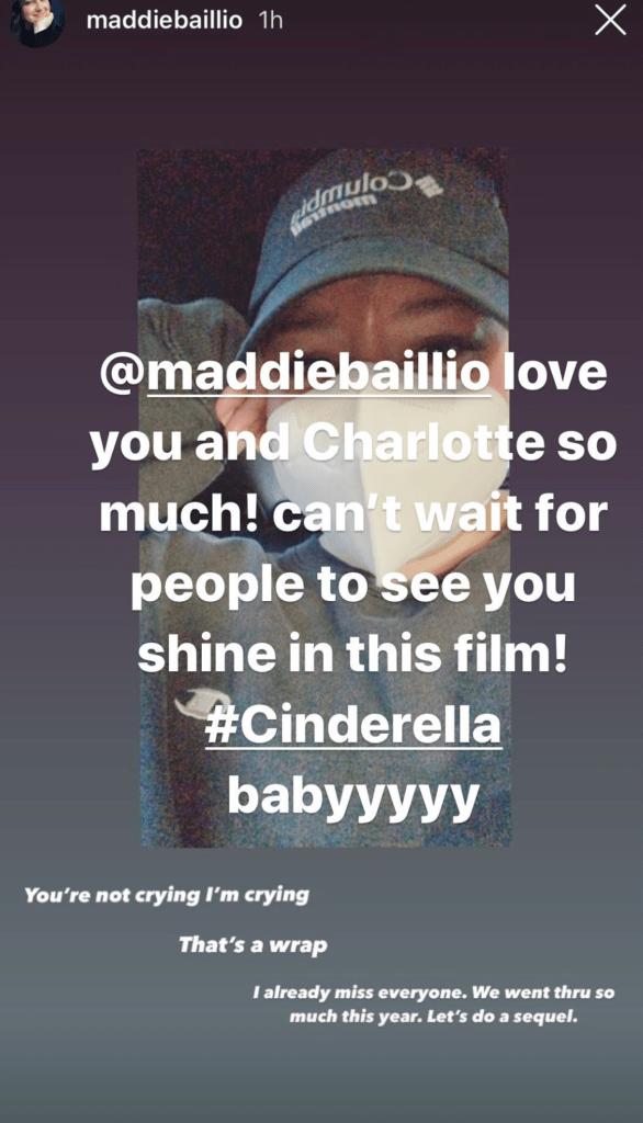 Camila Cabello's Live-Action Remake of 'Cinderella' Finally Has a Release Date
