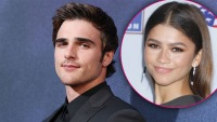 Jacob Elordi Congratulates 'Captain' Zendaya on Emmy Awards Win Following Romance Rumors