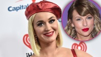 Katy Perry Shows Off Personalized Baby Gift From Taylor Swift