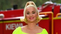 Katy Perry Says Being A Mom Is 'A Full Time Job After Birth of Baby Daisy Dove Bloom