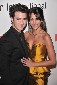 A Look Back At Kevin And Danielle Jonas' Cutest Moments