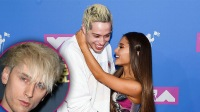 Pete Davidson's BFF MGK Recalls His Engagement to Ariana Grande 2 Years After Their Split