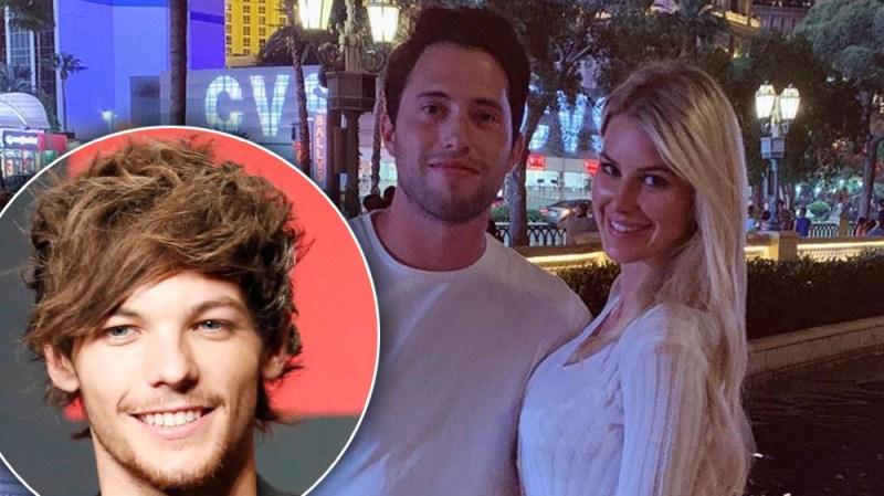 Louis Tomlinson's Ex Briana Jungwirth Reunites With Ex-Boyfriend Amid Engagement Rumors